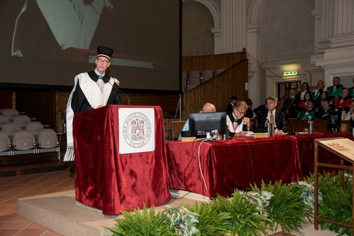 Words of thanks on behalf of Signatories by Peter-André Alt, President of the Freie Universitate Berlin