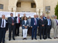 Amman 2016 - Workshop's participants