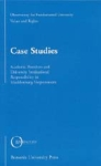 CASE STUDIES: Academic Freedom and University Institutional Responsibility in Mecklenburg-Vorpommern