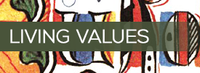 living values logo