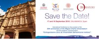 Save the date Salamanca - Picture