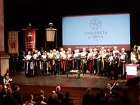 University of Siena - Inauguration of Academic 775th year